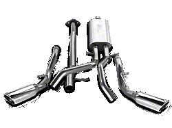Exhaust Systems<br />('07-'13 Silverado 1500)