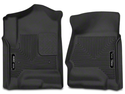 Floor Mats & Liners<br />('14-'18 Silverado 1500)