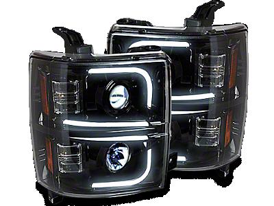 Silverado Open Box Lighting Parts