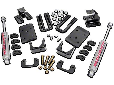 Silverado Lowering Kits 1999-2006