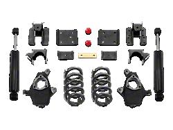 Lowering Kits<br />('07-'13 Silverado 1500)