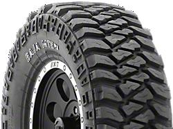 Mud Terrain Tires<br />('07-'13 Silverado 1500)