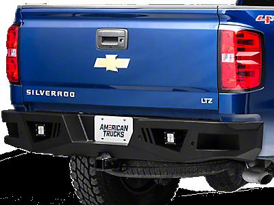 Silverado Rear Bumpers