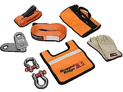 Silverado Recovery Gear 1999-2006