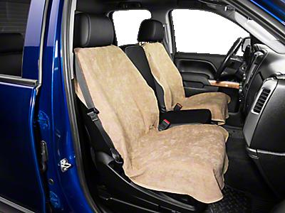 Seat Covers<br />('14-'18 Silverado)