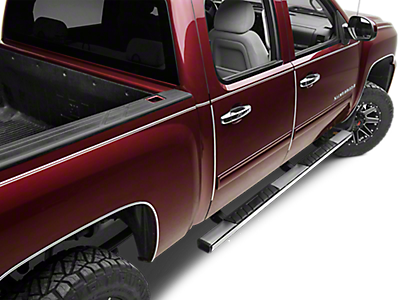 Side Step Bars & Running Boards<br />('07-'13 Silverado 1500)