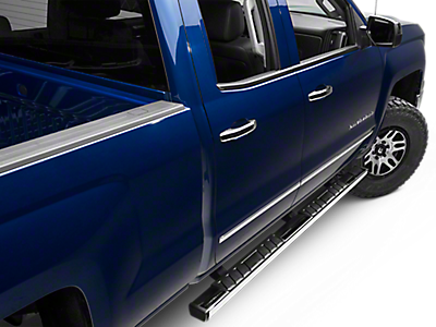 Side Step Bars & Running Boards<br />('14-'18 Silverado 1500)