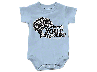 Jeep Kids & Baby Clothing