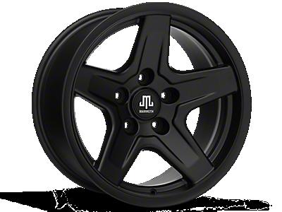 Black Wheels<br />('97-'06 Wrangler)
