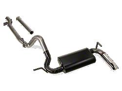 Exhaust<br />('07-'18 Wrangler)
