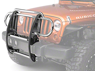 Grille Guards<br />('07-'18 Wrangler)
