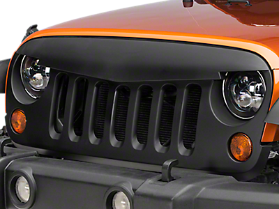 Grille Inserts & Overlays<br />('07-'17 Wrangler)