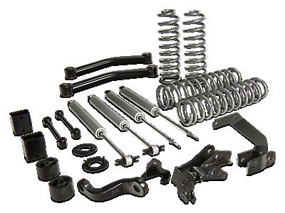Wrangler Open Box Suspension Parts