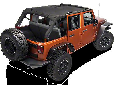 Jeep Mesh Tops