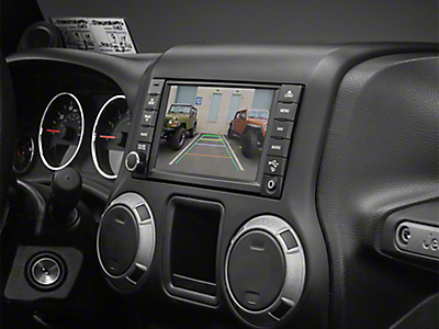 Navigation Systems<br />('07-'18 Wrangler)