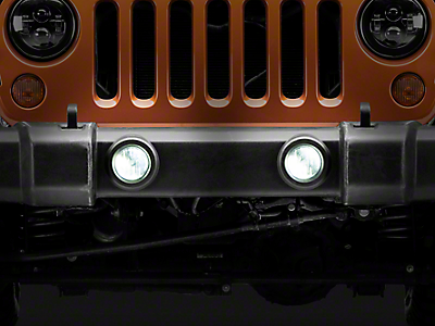 Parking & Fog Lights<br />('07-'18 Wrangler)