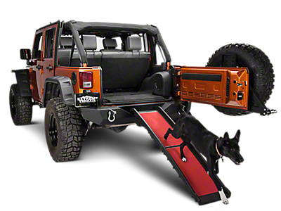Pet Accessories<br />('07-'18 Wrangler)