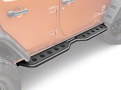 Running Boards & Side Steps<br />('18-'21 Wrangler)