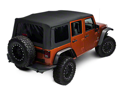 Replacement Soft Tops<br />('07-'18 Wrangler)
