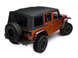 Soft Tops & Soft Top Accessories<br />('07-'18 Wrangler)