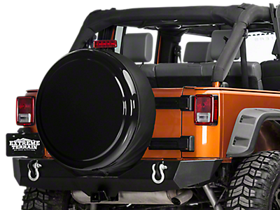 Jeep Tire Covers