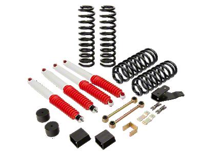 """3-3.75"""" Lift Kits<br />('07-'18 Wrangler)"""