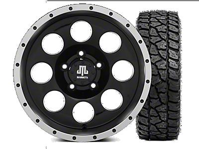 Jeep Wheel & Tire Kits