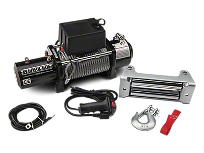 8000-10500 Pound Winches<br />('18-'20 Wrangler)