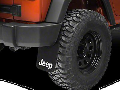 Jeep Mud Flaps & Guards 1997-2006 TJ