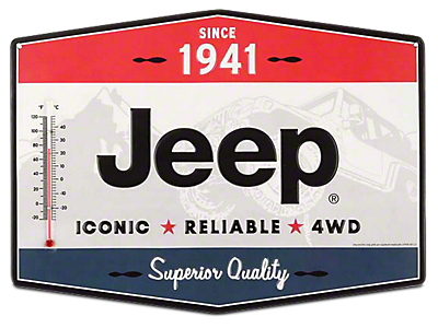 Jeep Signs & Posters