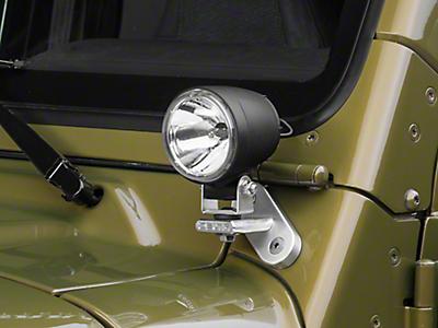 Body Light Mounts<br />('97-'06 Wrangler)