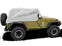 Cab Covers<br />('97-'06 Wrangler)