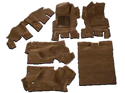 Carpeting<br />('97-'06 Wrangler)