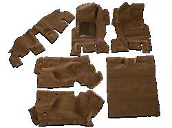 Carpeting & Flooring<br />('97-'06 Wrangler)