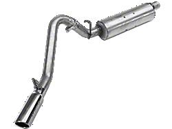 Cat-Back Exhaust<br />('97-'06 Wrangler)