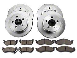Brake Rotors & Drums