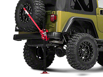 Recovery Jacks & Accessories<br />('97-'06 Wrangler)
