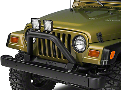 Parking & Fog Lights<br />('87-'95 Wrangler)