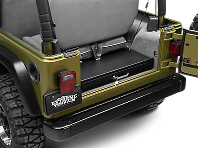 Rear Cargo Storage<br />('97-'06 Wrangler)