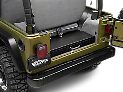 Rear Cargo Storage<br />('97-'06 Wrangler)