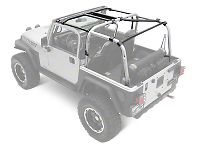 Jeep Roll Bars & Cages 1997-2006 TJ