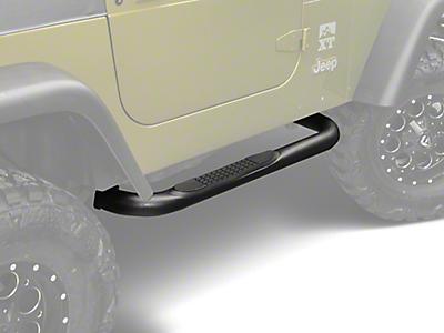 Jeep Running Boards & Side Steps 1997-2006 TJ