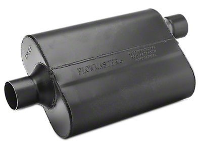 Jeep Stock Replacement Exhaust 1997-2006 TJ