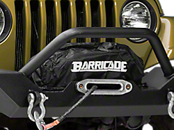 Winch Covers<br />('97-'06 Wrangler)