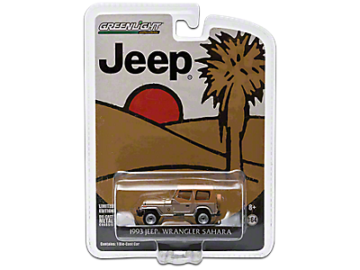Jeep Toys & Collectibles