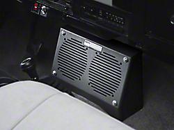 Audio & CB Equipment<br />('87-'95 Wrangler)