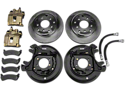 Brakes<br />('87-'95 Wrangler)