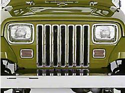 Grille Inserts & Overlays<br />('87-'95 Wrangler)