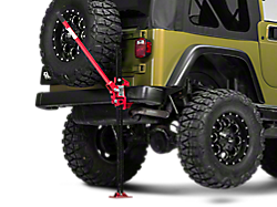 Recovery Jacks & Accessories<br />('87-'95 Wrangler)