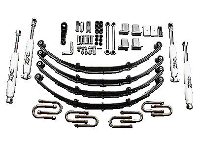 Lift Kits<br />('87-'95 Wrangler)